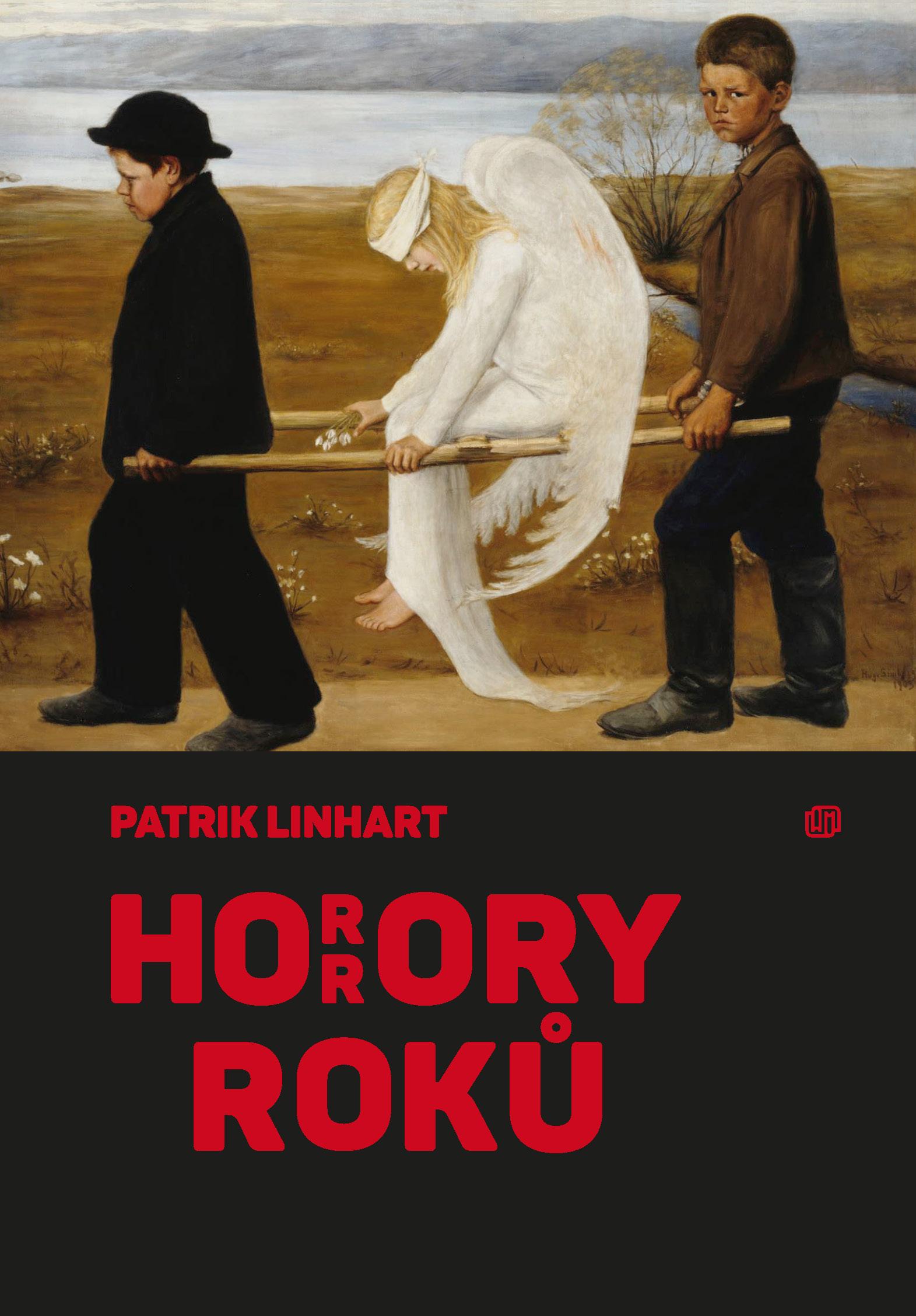 Patrik Linhart: Horrory roků (Paper Jam, Hradec Králové 2016)