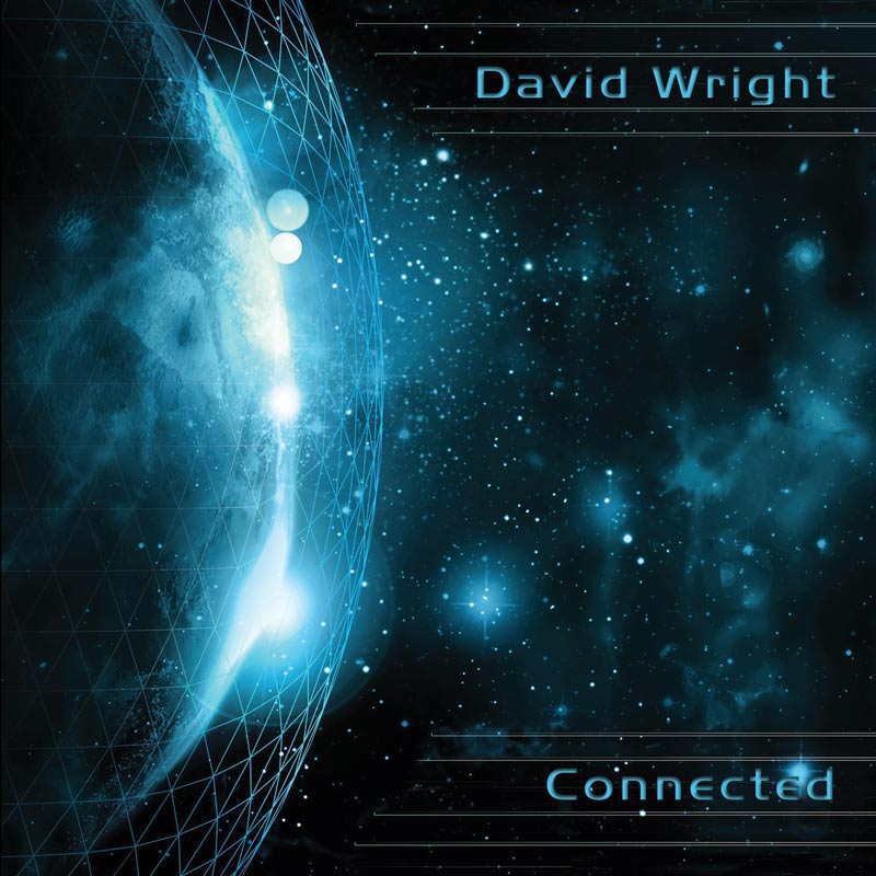 David Wright: Connected (CD, AD Music, AD110, 2012)
