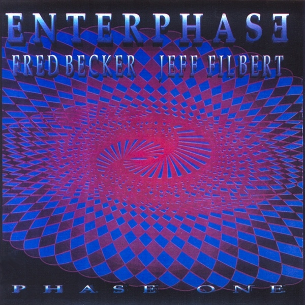 Enterphase: Phase One (CD, AD Music, AD14CD, 1994)