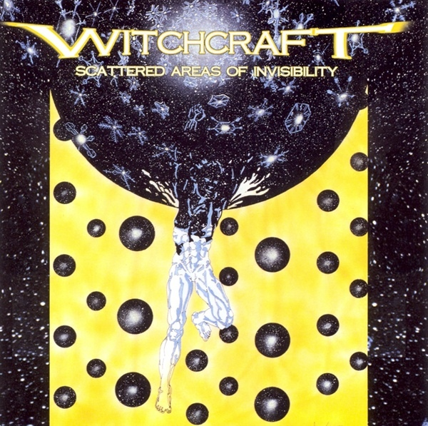 Witchcraft: Scattered Areas Of Invisibility (CD, AD Music, AD33CD, 1999)