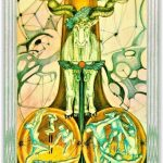 Liber A´Ash vel Capricorni Pneumatici sub figura CCCLXX