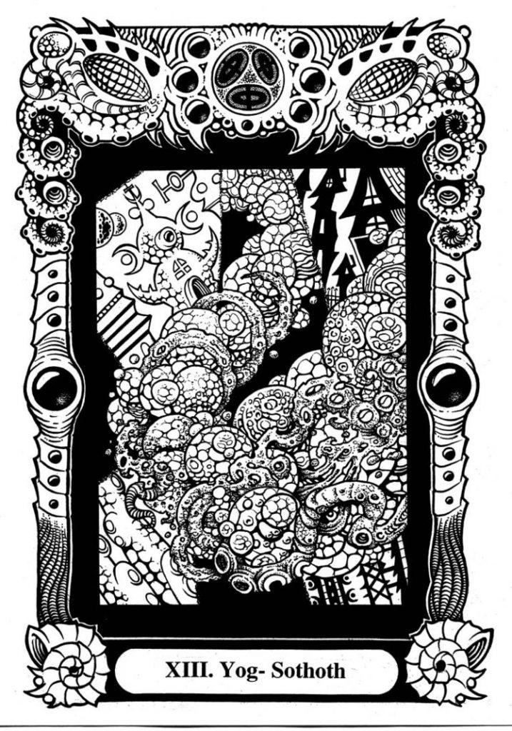 Tillinghast23: Yog-Sothoth (Atu XIII)