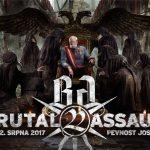 22. ročník Brutal Assault