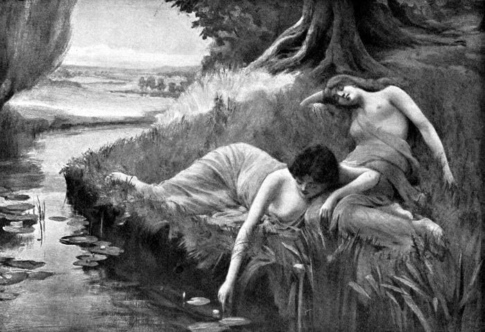 Bernard Evans Ward: Huldry (1909)