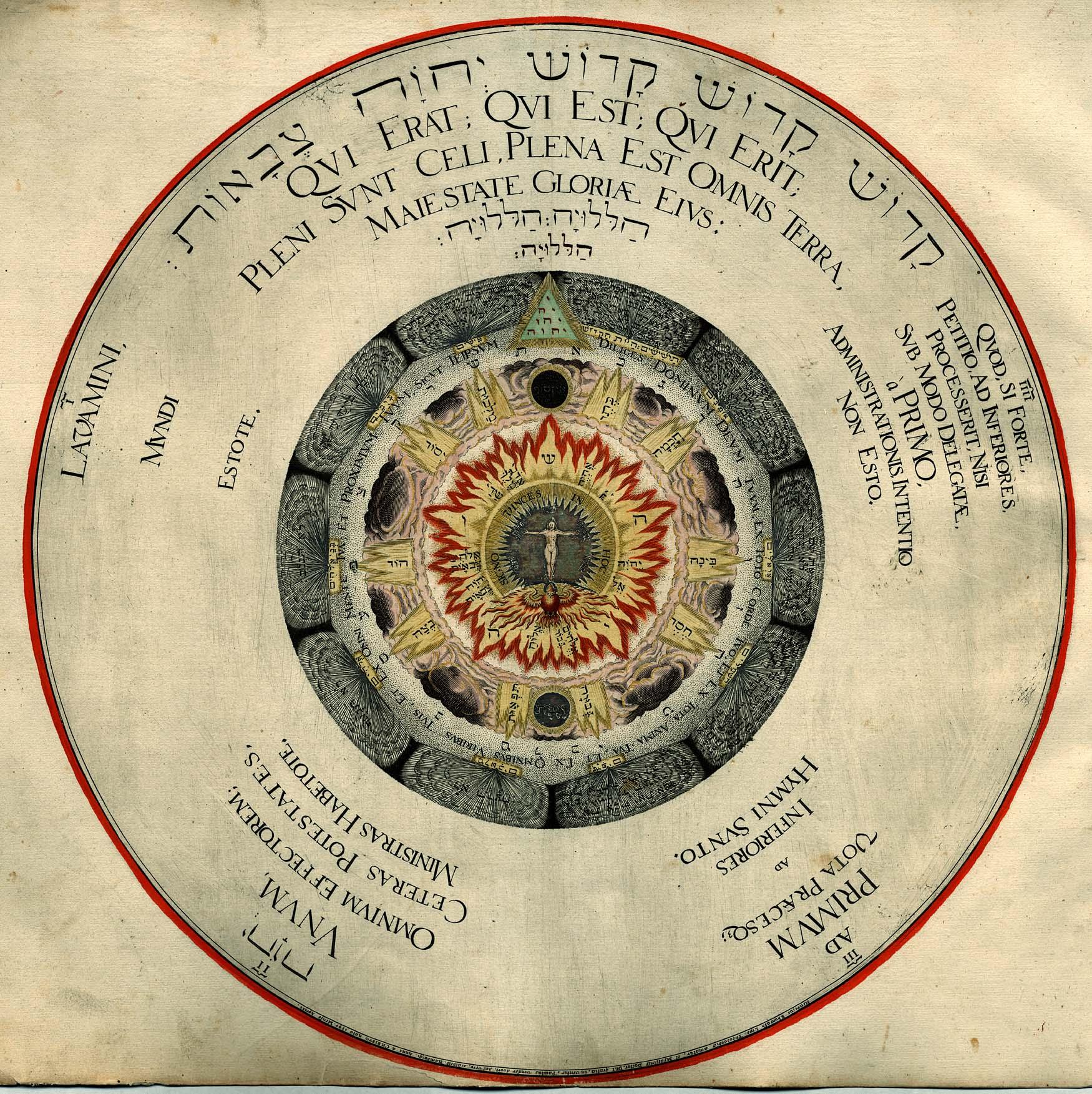 Heinrich Khunrath: Amphitheatrum sapientiae aeternae