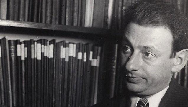 Gershom Scholem (1935)