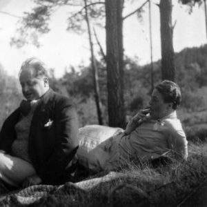 Gottfried Benn a Paul Hindemith