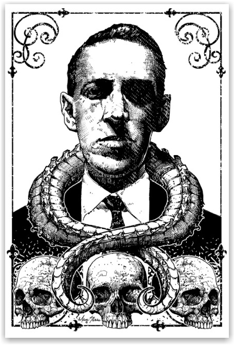 Quote by H. P. Lovecraft