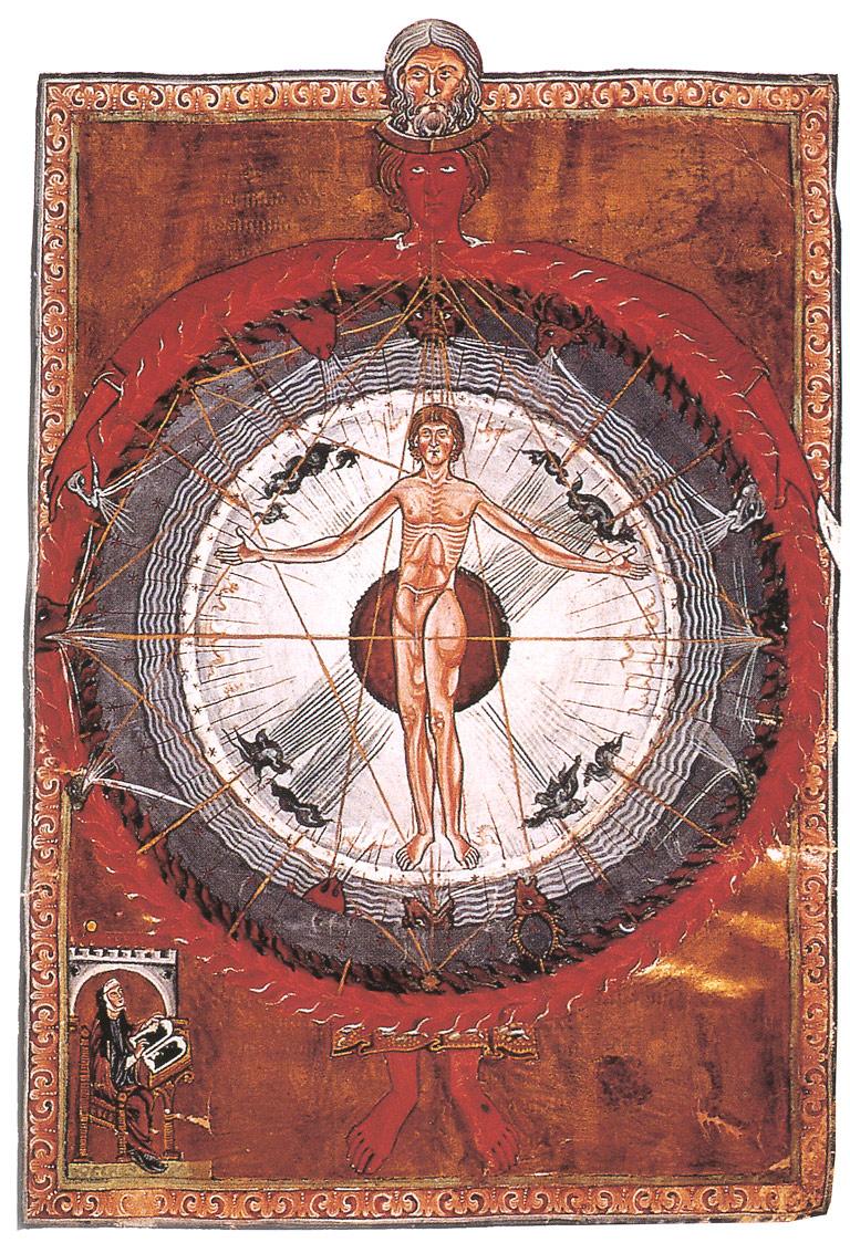 Hildegarda z Bingenu: Liber Divinorum Operum