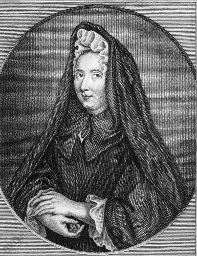 Jeanne Marie Bouvières