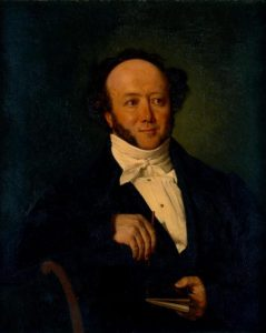 Jeremias Gotthelf aka Albert Bitzius (1797-1854)