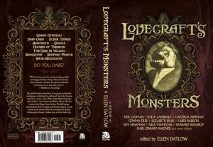 John Coulthart: Lovecraft's Monsters