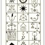 Liber Arcanorum vel Atu vel Tahuti Quas Vidit Asar In Amennti sub figura CCXXXI