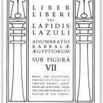 Liber Liberi vel Lapidis Lazuli