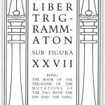 Liber Trigrammaton svb figvra XXVII