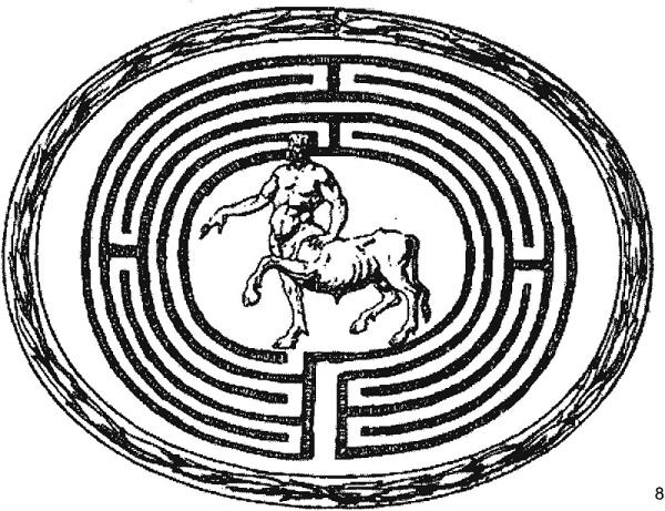 Mínóův labyrint
