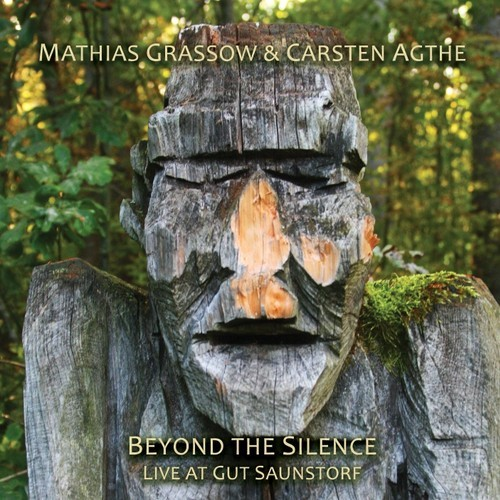 Mathias Grassow & Carsten Agthe: Beyond The Silence - Live At Gut Saunstorf (2CD, gterma023, gTerma, 2012)