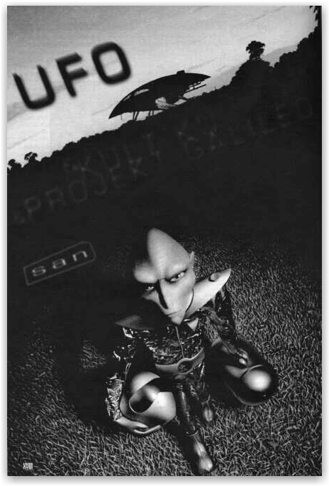 UFO, kult Ku & projekt Galileo