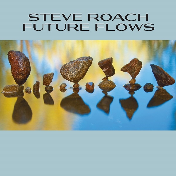 Steve Roach: Future Flows (CD, Projekt, PRO289, 2013)