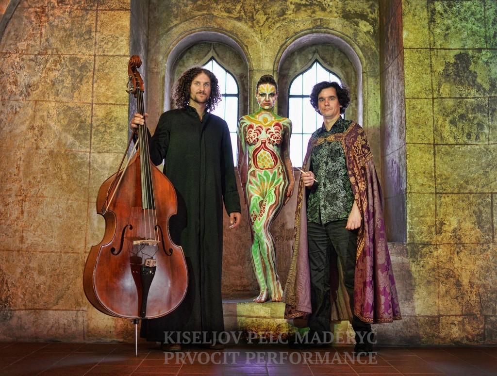Kiseljov – Pelc – Maděryč: Prvocit performance