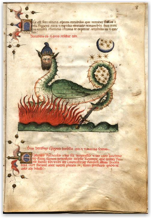 O hadu edenském a plameni nebeském