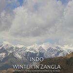 Zima v klášteru Zangla