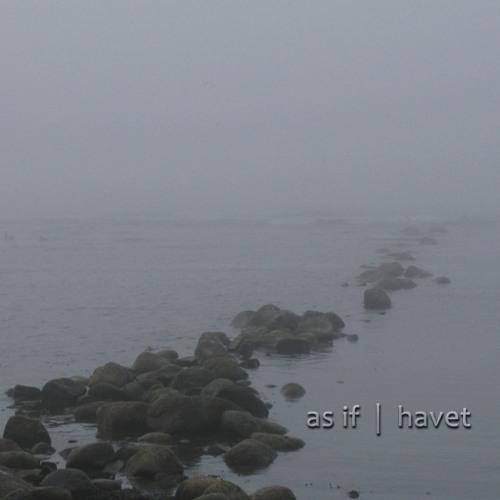 As If: Havet (CD, gterma045, gTerma, 2015)
