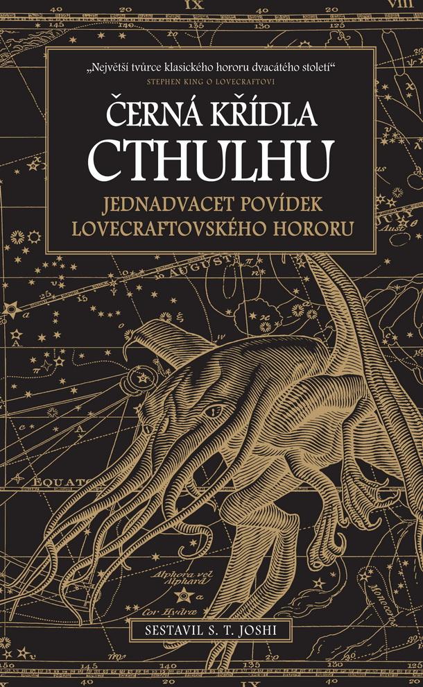 S. T. Joshi (ed.): Černá křídla Cthulhu (Laser-books, Praha 2014)