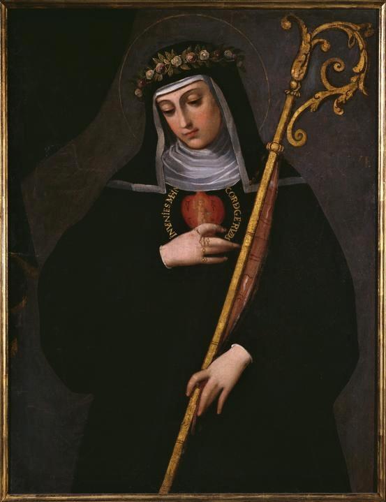 Gertruda z Helfty