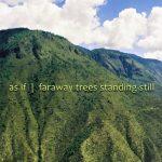 Jakoby v dálce stromy tiše stály…