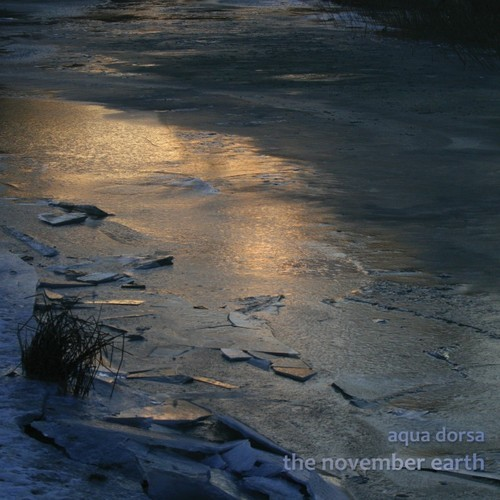 Aqua Dorsa: The November Earth (CD, gterma025, 2014)