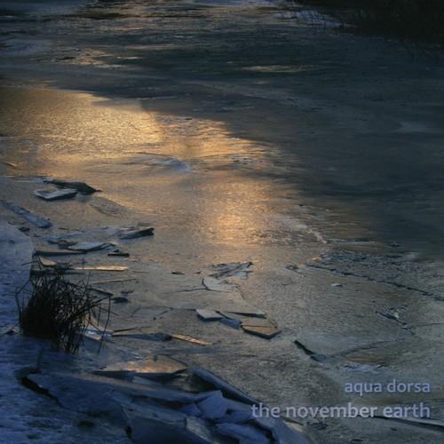 Aqua Dorsa: The November Earth (CD, gterma025, 2014)