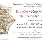 Heinrich Khunrath: Divadlo věčné moudrosti