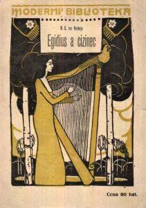 van Nouhuys: Egidius a cizinec